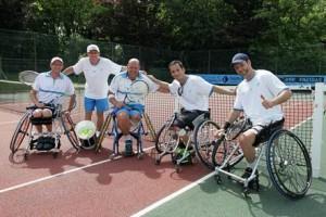 Fabien Goueffon_Tennis en fauteuil