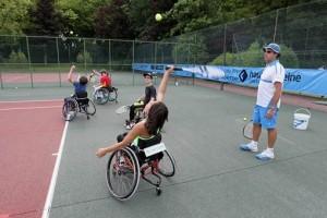 Tennis en Fauteuil