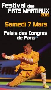 Festival des Arts Martiaux - Paris Bercy