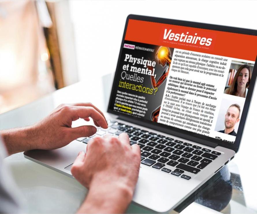 Actualités de septembre 2021 des formateurs de Trans-Faire : interview de S. Maurissen et A. Aubry par Vestiaires magazine
